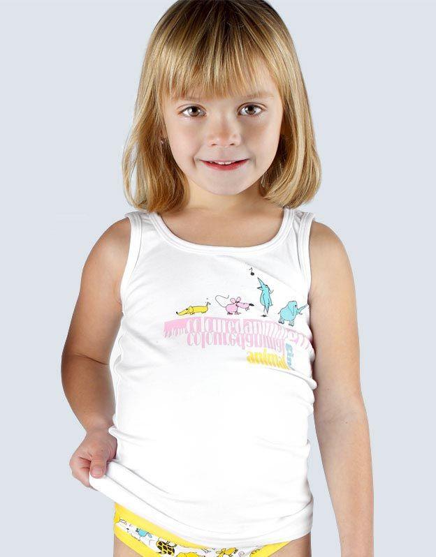 dětské tílko dívčí 28002P GINA