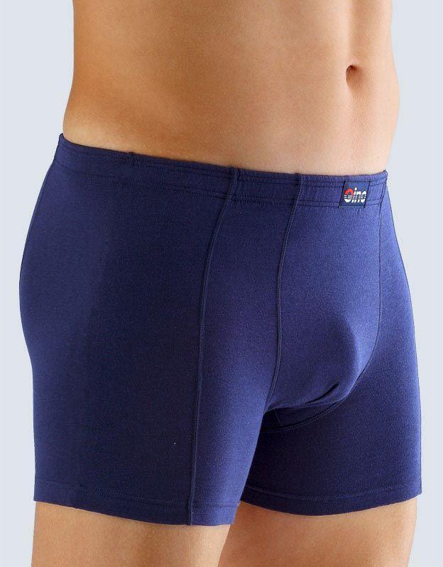 pánské boxerky s delší nohavičkou 74034P GINA