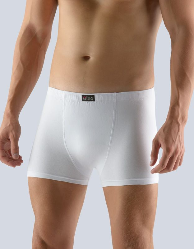 boxerky s kratší nohavičkou bamboo 73088P GINA