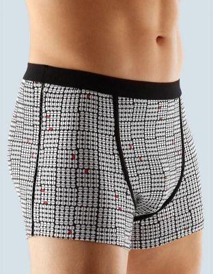 pánské boxerky s kratší nohavičkou 73037P GINA