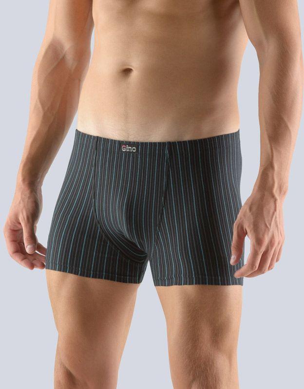 pánské boxerky s kratší nohavičkou 73084P GINA
