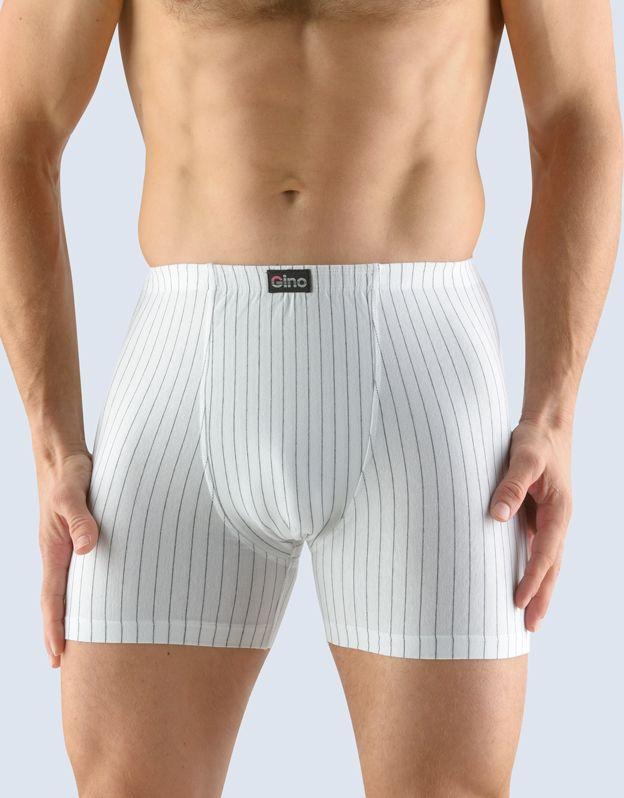 pánské boxerky s delší nohavičkou 74105P GINA