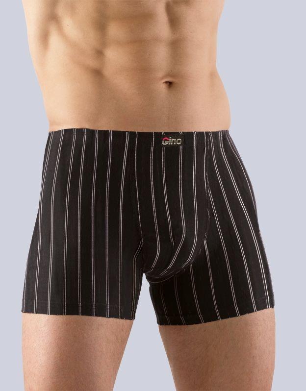 pánské boxerky s delší nohavičkou 74087P GINA