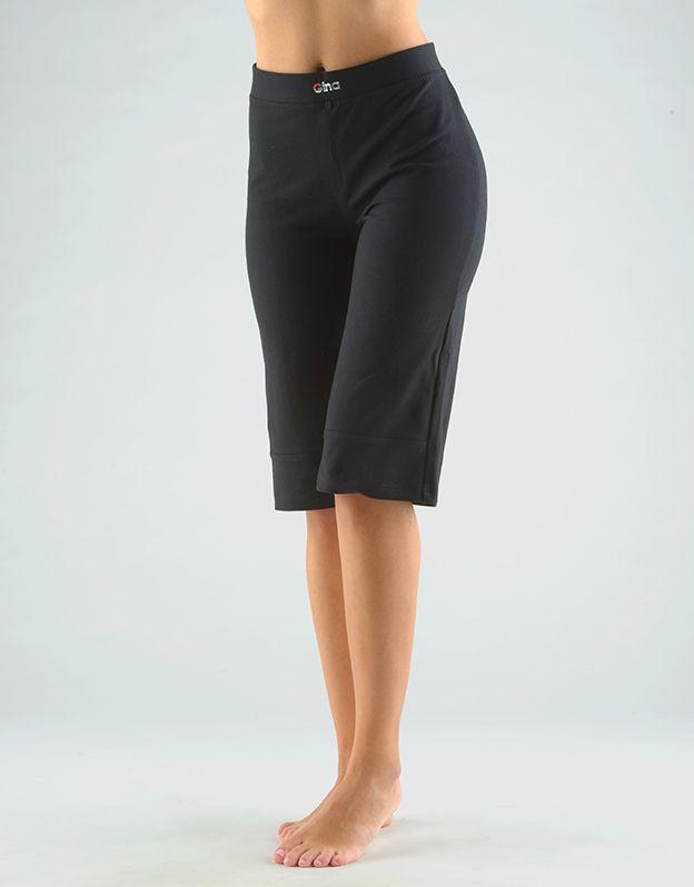 dámské kalhoty rovné 3/4 délka 95006P GINA