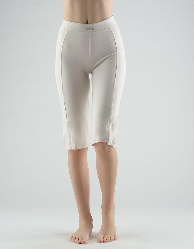 dámské kalhoty rovné 3/4 délka 95009P GINA