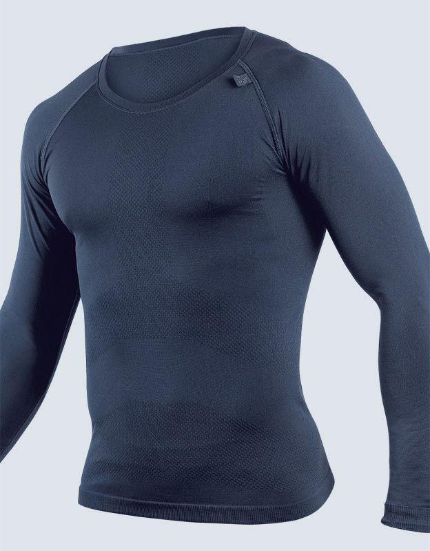 pánské tričko s dlouhým rukávem pánské 88007P GINA