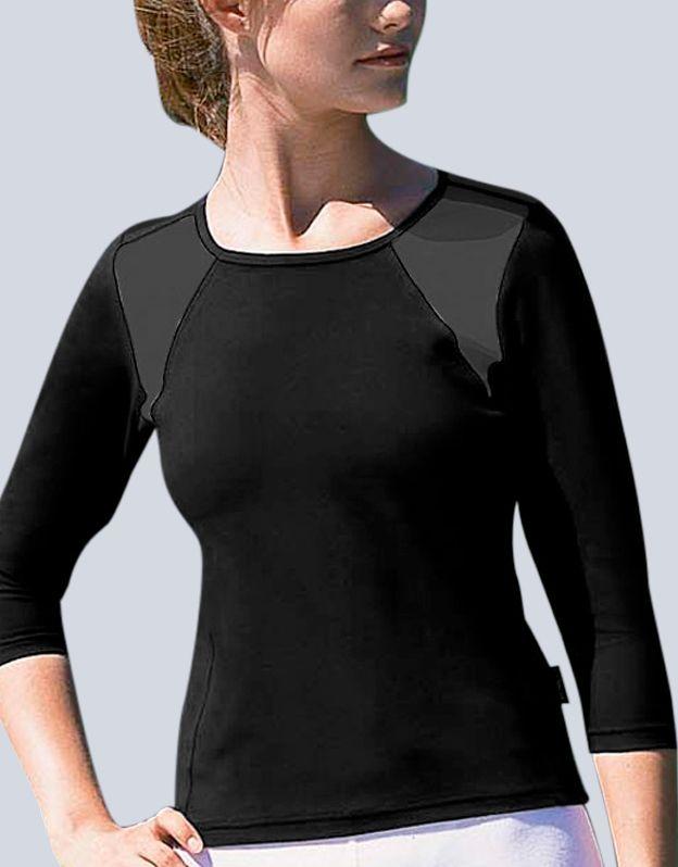 dámské tričko s dlouhým rukávem 98011P GINA
