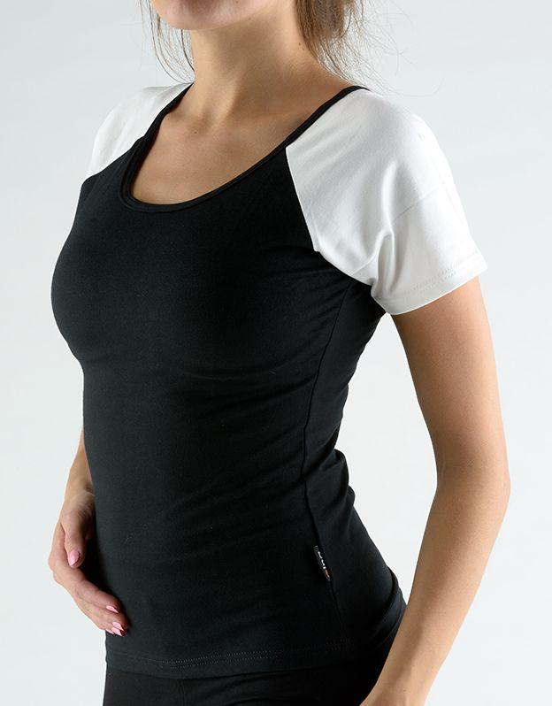 dámské tričko s krátkým rukávem 98002P GINA