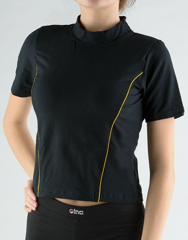 dámské tričko s krátkým rukávem 98005P GINA
