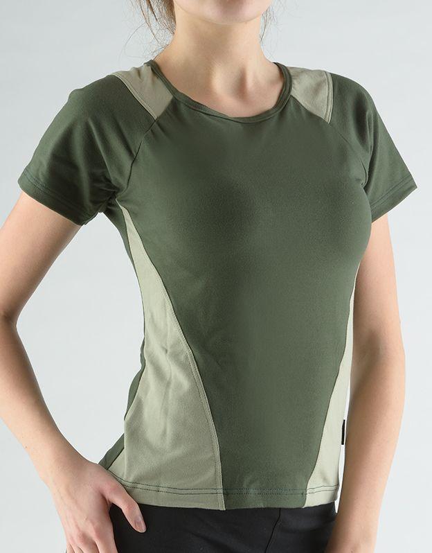 dámské tričko s krátkým rukávem 98045P GINA