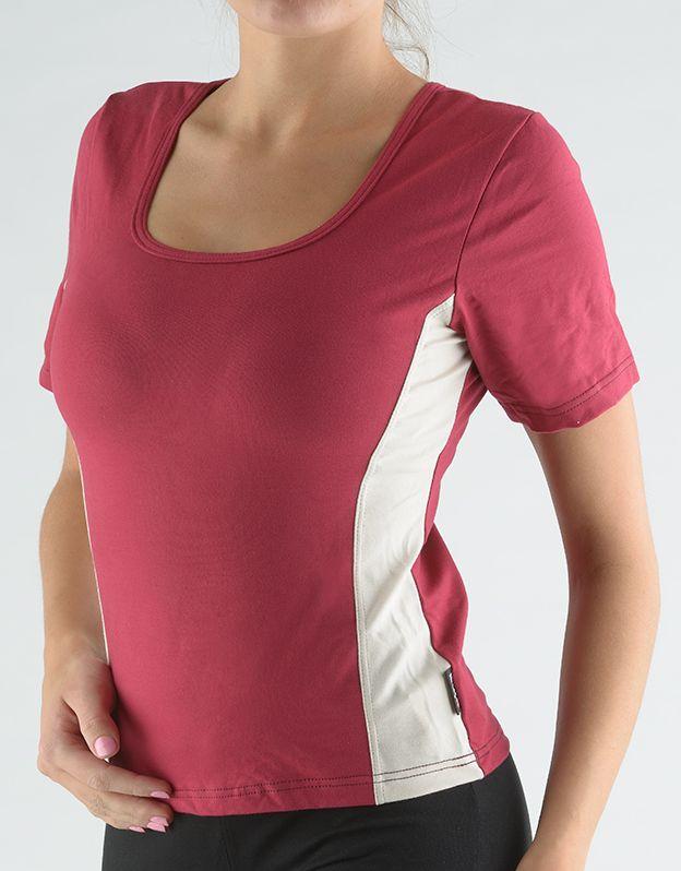 dámské tričko s krátkým rukávem 98030P GINA