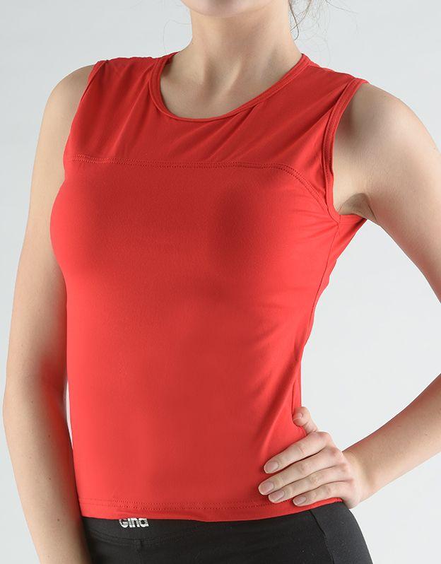 dámské tričko bez rukávů 98071P GINA