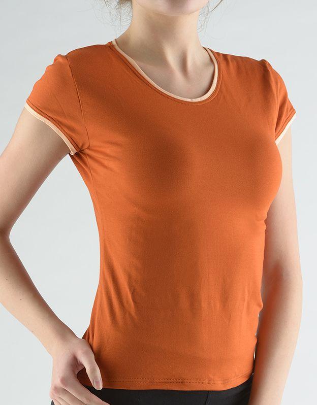 dámské tričko s krátkým rukávem 98061P GINA