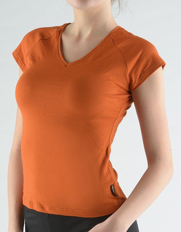 dámské tričko s krátkým rukávem 98059P GINA