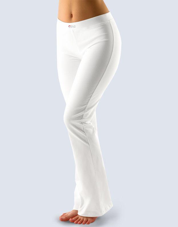 dámské kalhoty zvonové základní délka 96001P GINA