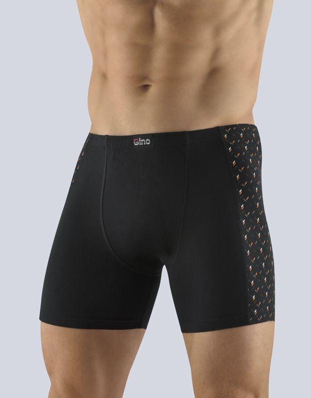 pánské boxerky s delší nohavičkou 74120P GINA