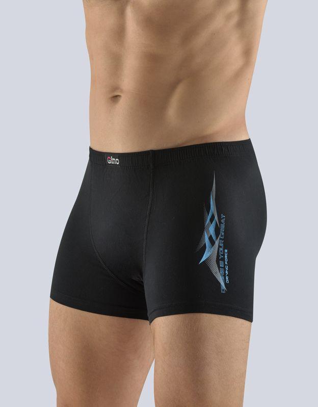 pánské boxerky s kratší nohavičkou 73094P GINA