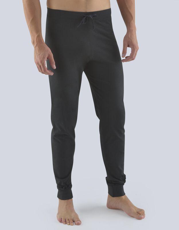 pánské kalhoty dlouhé pyžamové pánské 79085P GINA