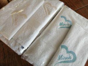 sada 2x osuška 70x140cm, 2x ručník 50x100cm Malfini