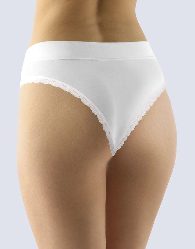 dámské kalhotky bokové - brazilky 16142P GINA
