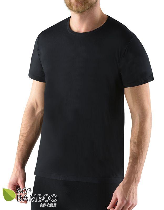 pánské tričko s krátkým rukávem 78004P GINA