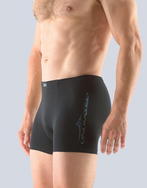 pánské boxerky s kratší nohavičkou 73102P GINA