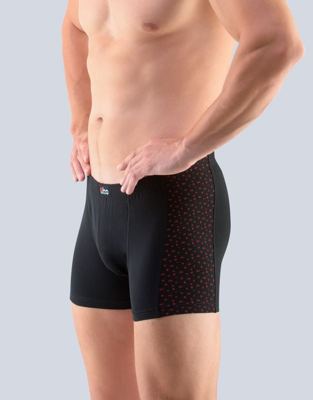 pánské boxerky s kratší nohavičkou 73103P GINA