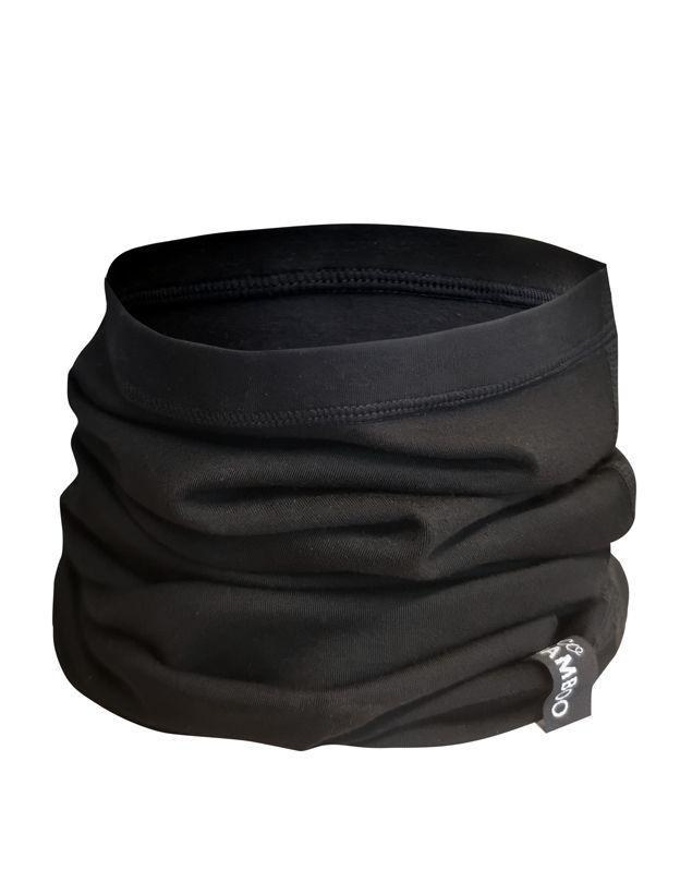 GINA dámské nákčník, šátky a čelenky, šité, jednobarevné ECO Bamboo Sport 92007P