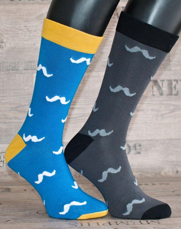 0230 CRAZY socks - knír TAPO-MAX s.r.o.