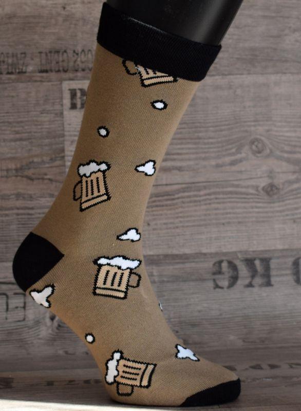 0264 CRAZY socks - pivo - na objednání TAPO-MAX s.r.o.