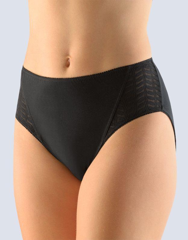 dámské kalhotky klasické ve větších velikostech 11040P GINA